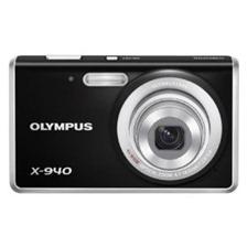 Olympus X-940 14 Megapixel Digital Camera Black