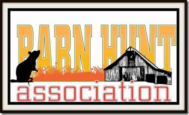 Barn Hunt logo