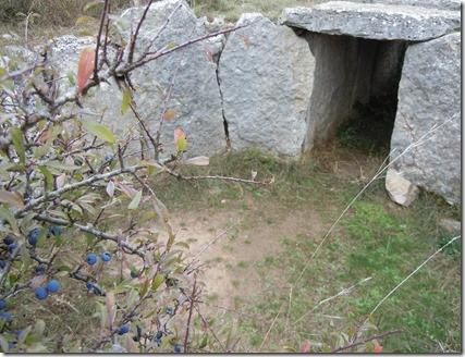 Dolmen de El Morueco, Huidobro (Burgos).