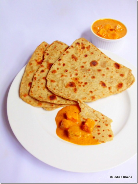 paneer butter masala north indian recipe