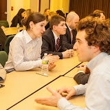 2013 YLD Speed Networking event