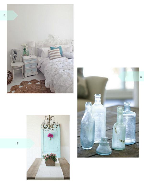 COLOR INSPIRATION: Sand & Sea {light blue & beige} curated by carolynshomework.com