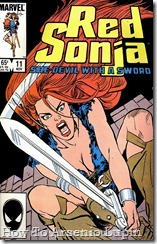 P00013 - Red Sonja v2 #11