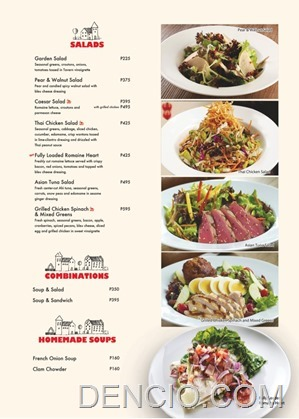 Village Tavern Manila Philippines Menu03