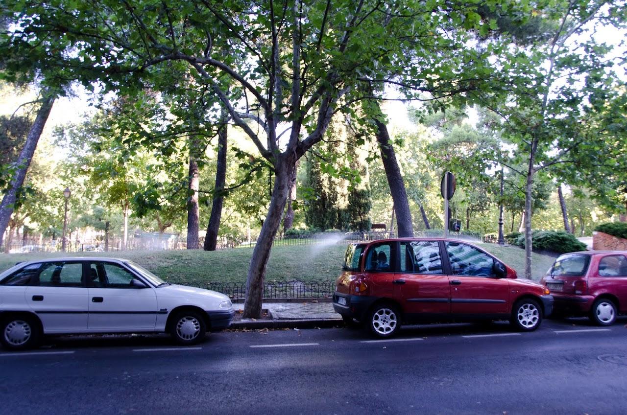 View of Calero park