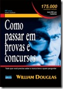 William Douglas - como passar em concursos
