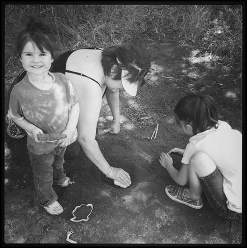 Gma Girls Fishing