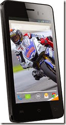 eBay: Buy Lava Iris 406Q Mobile Phone at Rs. 7499 only