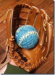yarn baseball