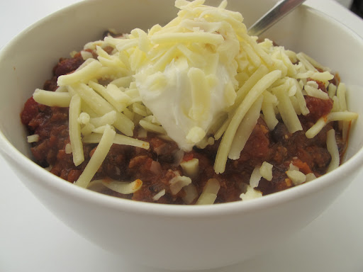 Chili, Melissa Coleman