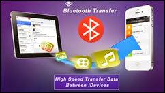 تطبيق نقل ومشاركة الملفات بالبلوتوث للأيفون والأيباد Bluetooth Transfer Free -2