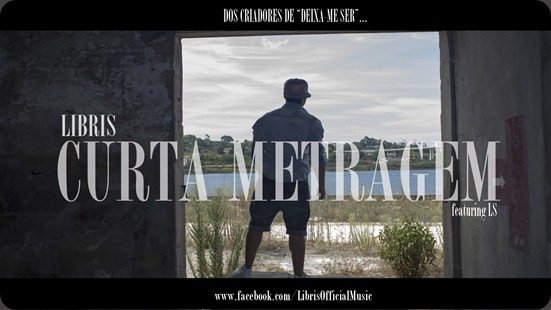 Libris - Curta Metragem (feat. LS) Image Promo (1)