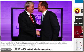 Debates not all about solutions - Latests news and videos on the Australian Federal Election 2013 - Herald Sun
