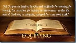 Luke 4  Jesus bible Equiping bible