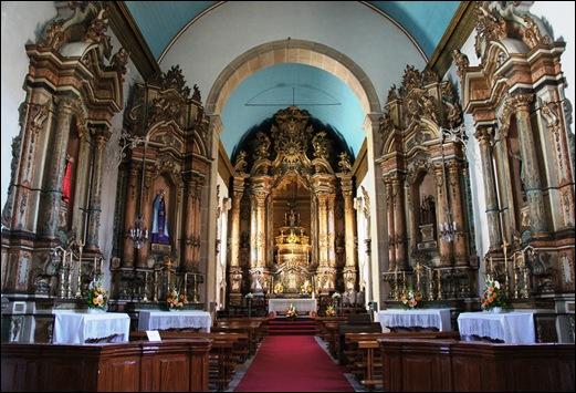 Gloria Ishizaka - Guarda - igreja da misericórdia - interior 1