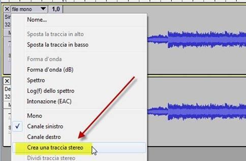 creare-traccia stereo-audacity