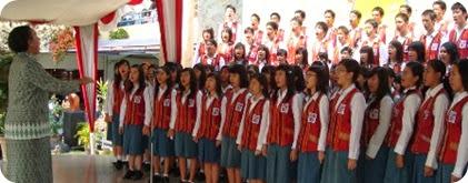 Ekskul SMA Xaverius 1 Sekolah Terbaik di Palembang