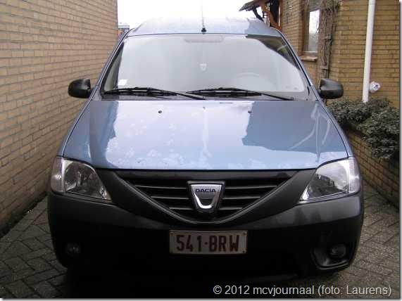 Laurens - Dacia Logan Van 01