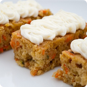 carrot-zucchini-bars