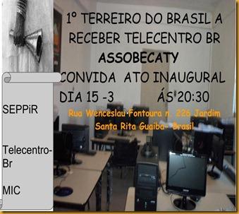 Convite telecentro