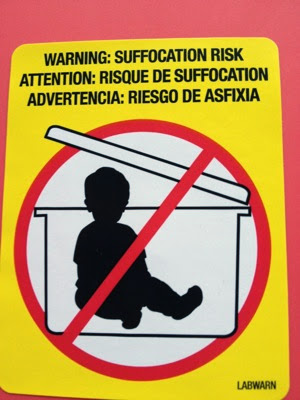 Suffocation Risk