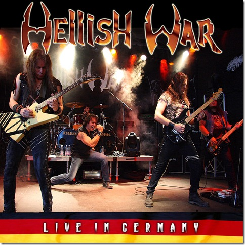 Hellish War - Live In Germany