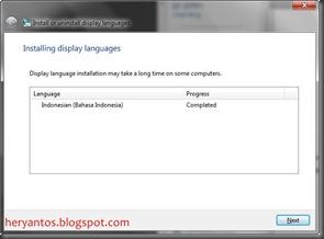 LANGUAGE INDO4
