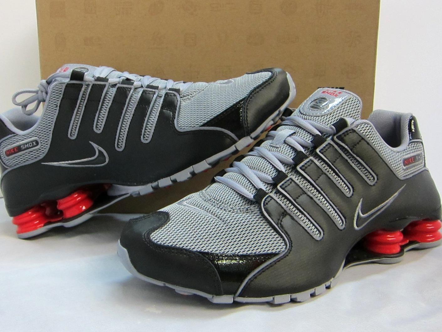 d4a88acd8d6feb Nike Air Shox Nz - Praesta