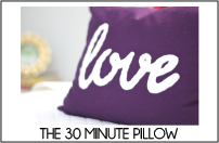 30 minute pillow