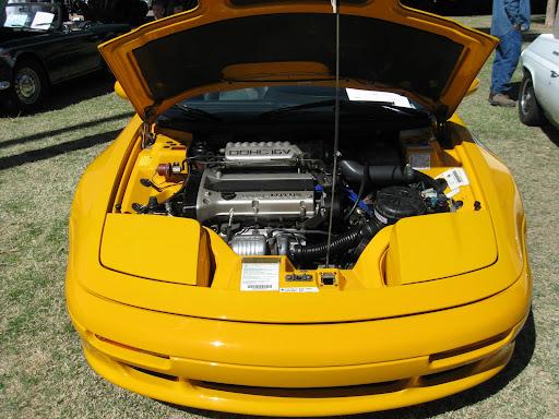 1991 Lotus Elan M100 - Front