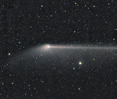 anticauda do cometa PanSTARRS em 21/05