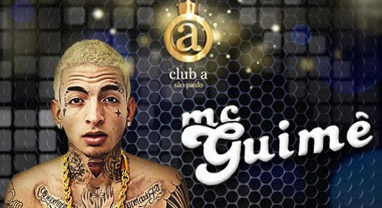 MC Guimê no Club A em São Paulo
