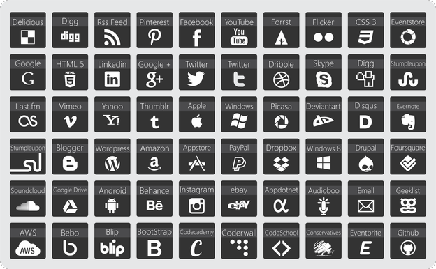 60-awesome-icons