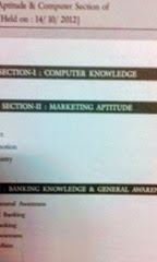marketing aptitude computer knowledge sbi clerk book review