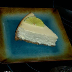 Cheesecake Factory Key Lime Cheesecake--My Version