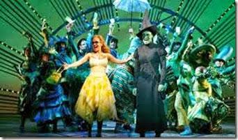elenco y precios de wicked en mexico 2013   teatro telcel