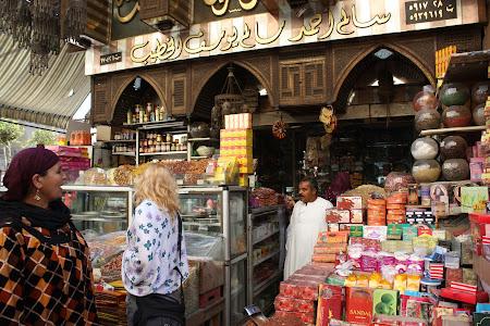 Imagini Egipt: Prin bazar