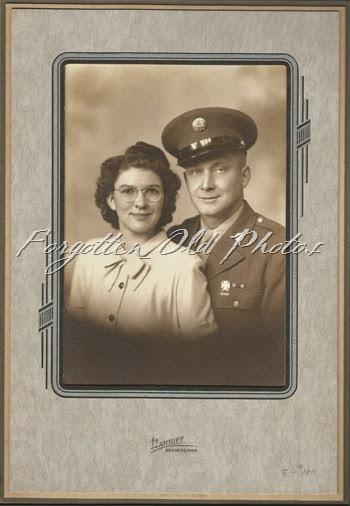 Couple WW2 Crosby Antique shops