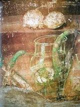 Pintura Mural de Herculano-  Pepino- MANN