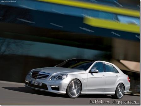 Mercedes-Benz E63 AMG1
