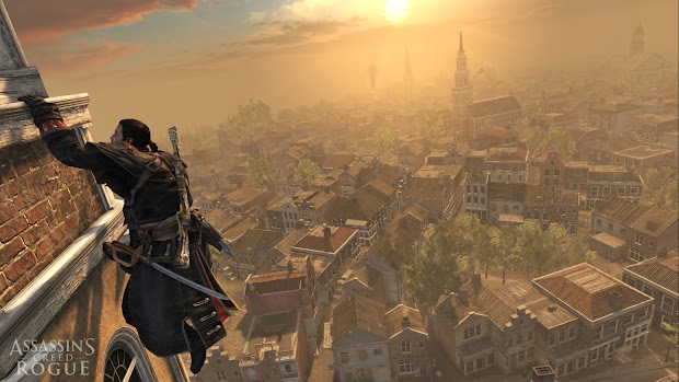 Assassin's Creed: Rogue is for fans who've not made the jump to next-gen yet