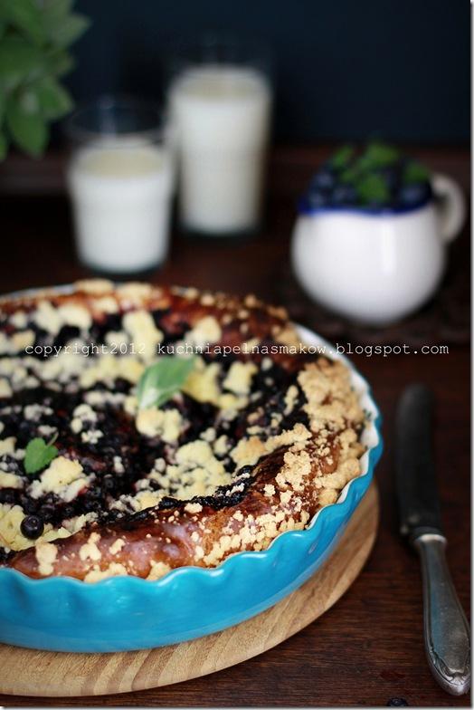 drożdżówka z jagodami (7)