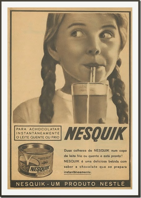 nesquik pub vintage
