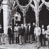 Cathédrale de Bayonne, de Monzon (D), soutien aux grévistes de la faim