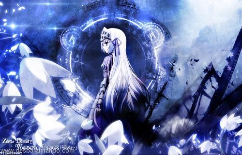 kore wa zombie desu ka  anime wallpapers papeis de parede download desbaratinando (11)