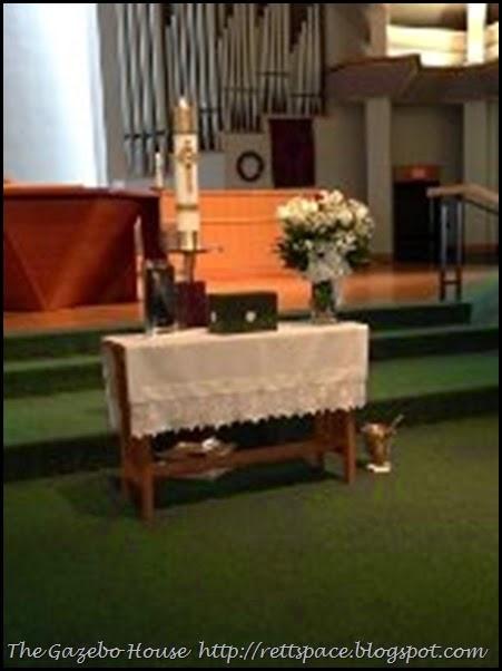 Ernie's Funeral Mass