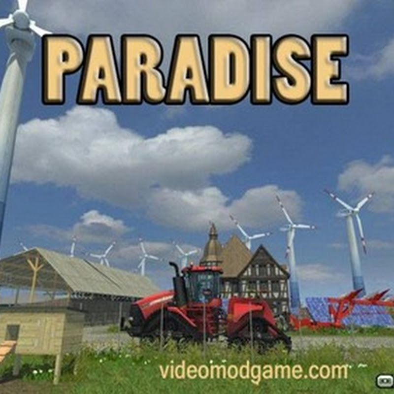 Farming simulator 2013 - Paradise Final Edition v 1.3