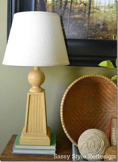 how to mantle-lamp