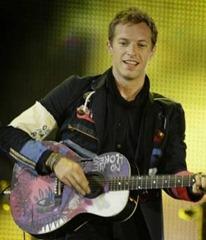 Miembros de Coldplay se vuelven elefantes