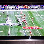 49ers VS ravens in Mississauga, Ontario, Canada